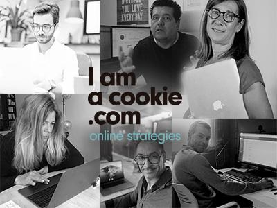 algunos miembros del team I am a cookie